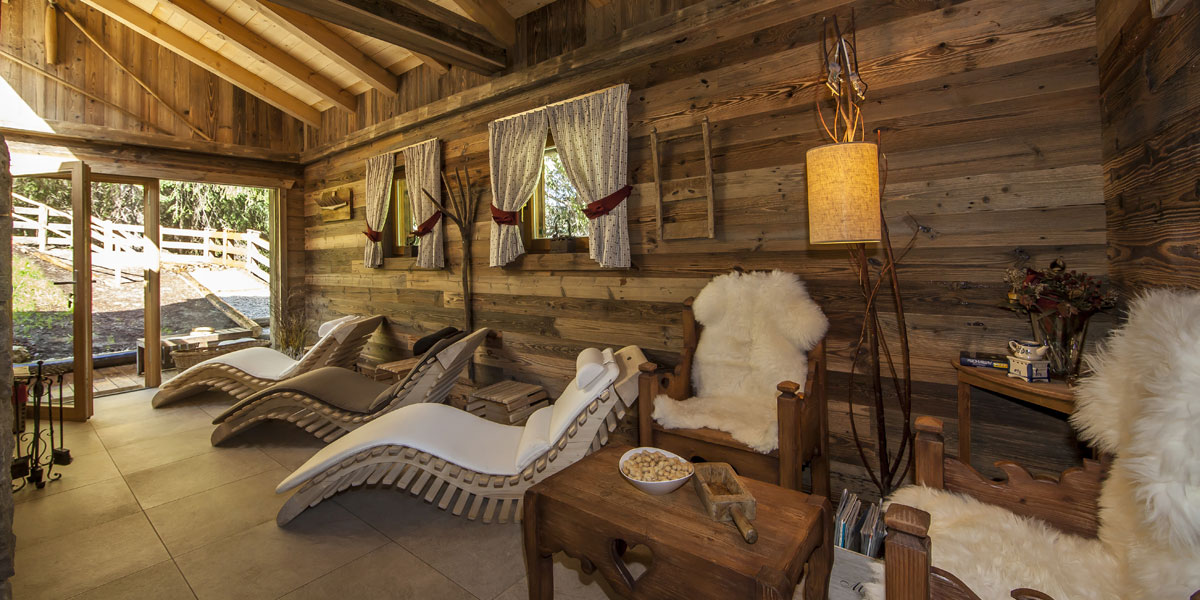 Mountain Chalet Merk in Selva