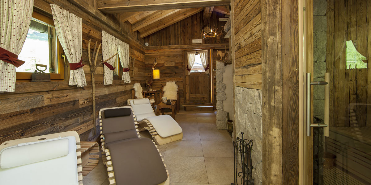 Residence Merk in the hearth of the Dolomites