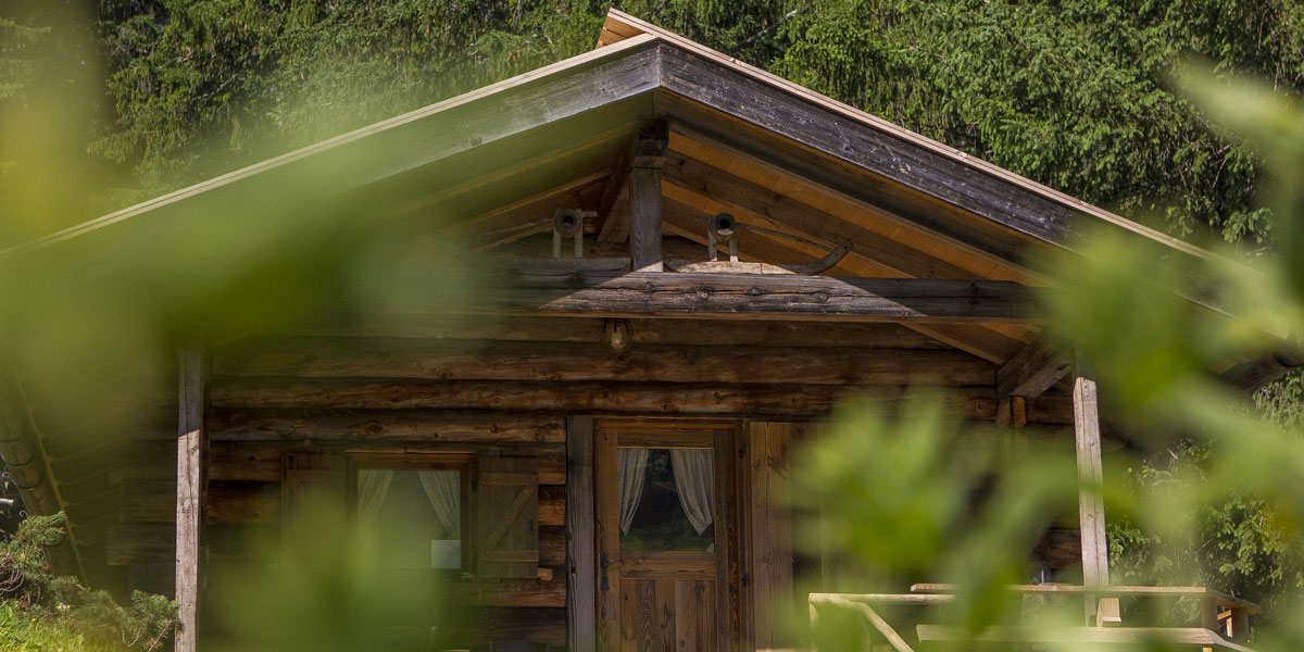 Chalet Merk in South Tyrol - Italy