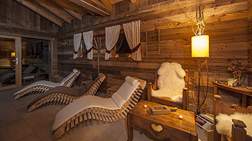 Wellness in Selva Val Gardena