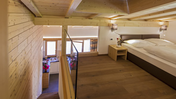 Mountain Suite da Mont - Chalet Merk in the Dolomites