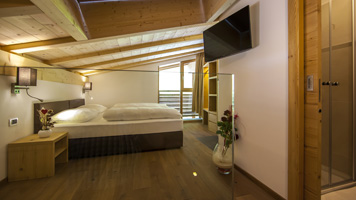 Mountain Suite da Mont - Chalet Merk in South Tyrol