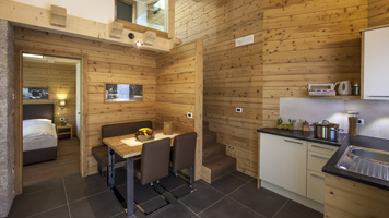 Suite da Mont - Residence Merk in South Tyrol