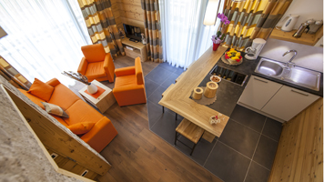 Mountain Suite Luis - Residence Merk offers modern suites and apartments