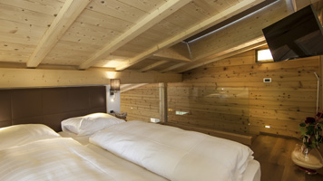 Mountain Suite Luis - Residence Merk in South Tyrol