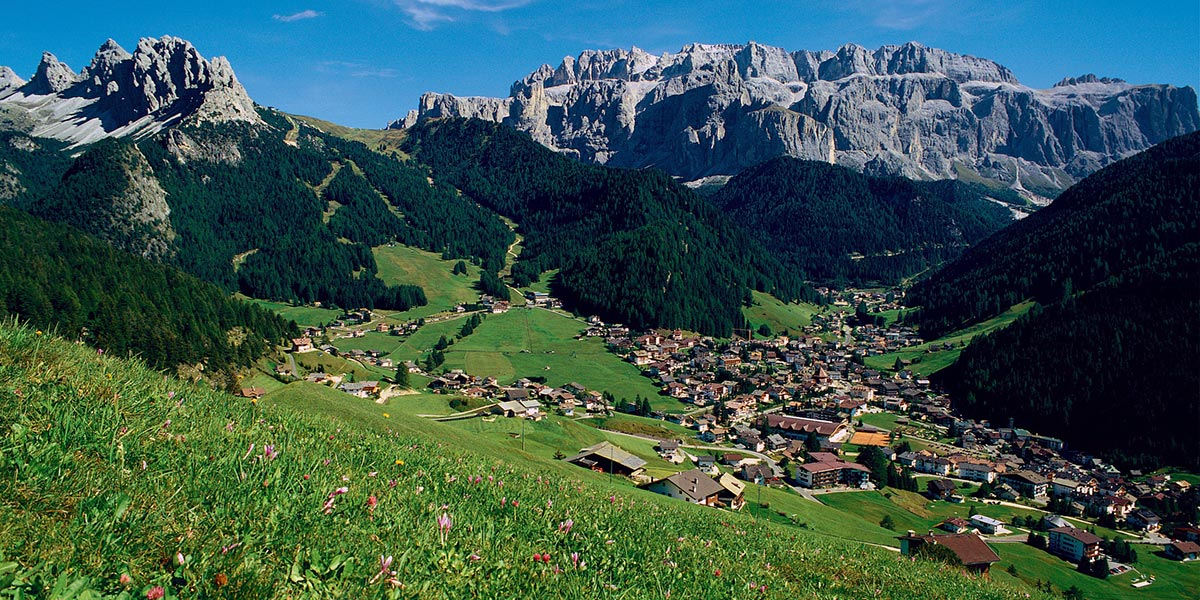 Bike holiday in Val Gardena - Dolomites